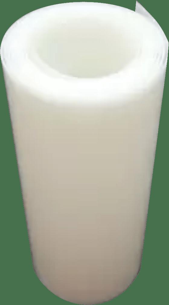 Tira de polietileno (PEAD) para ganachear bolo com rapidez 1mm X 18cm x 57cm