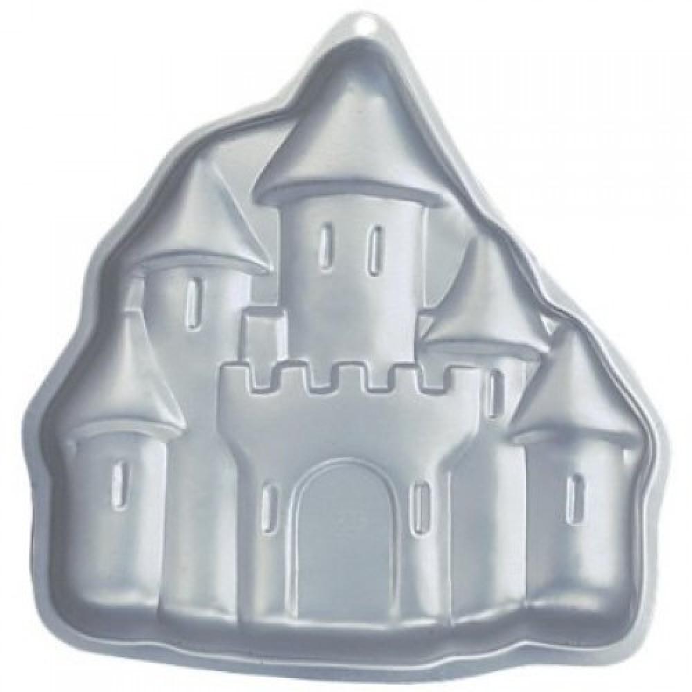 Forma no formato de Castelo