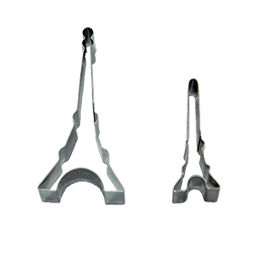 Cortador  Torre Eiffel Conjunto com 2