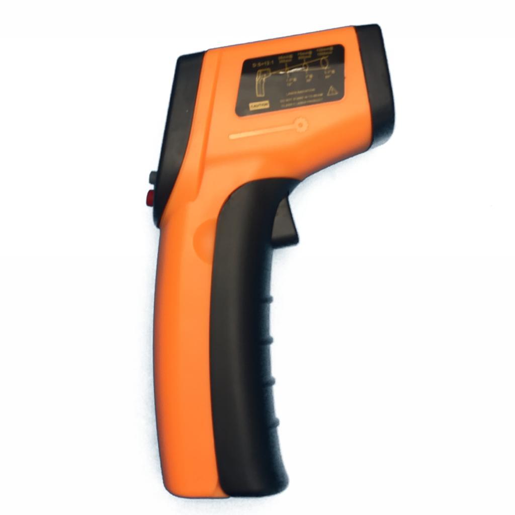 Termômetro Infravermelho mede -50 °C até 380 °C