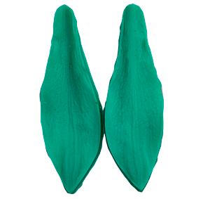 Molde de Silicone Marcador de nervuras da Pétala da flor Lírio 2 peças.