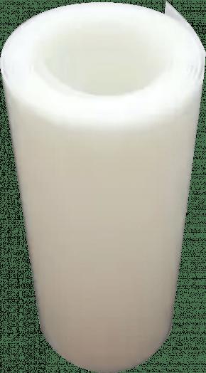 Tira de polietileno (PEAD) para ganachear bolo com rapidez 1mm X 20cm x 63cm