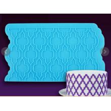 Tapete de Silicone Prático OL com Forma de Tela Recortada