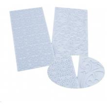 Marcador de Texturas forma de Arabescos