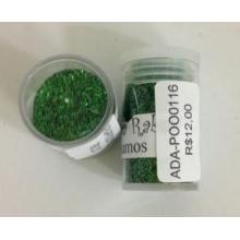 Gliter Verde - Atóxico - Não comestível