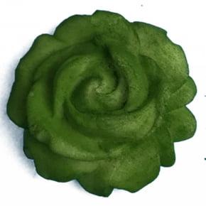 Corante em Pó Fosco Lipossolúvel Verde Abacate