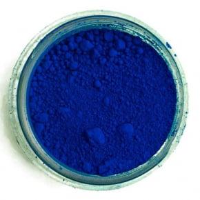 Corante em Pó Fosco Lipossolúvel Azul 2