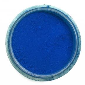 Corante em Pó Fosco Lipossolúvel Azul Royal