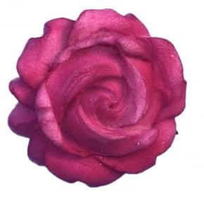 Corante em Pó Fosco Lipossolúvel Rosa Batom - LullyCandy