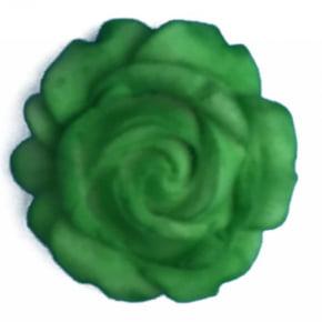 Corante em Pó Fosco Lipossolúvel Verde Bandeira