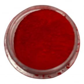 Corante em Pó Fluor Neon Vermelho