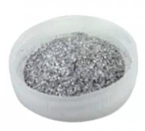 Glitter Gliter PRATA Holográfico Sugar Art - 5 gramas