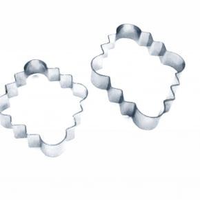 Conjunto de Cortadores de Moldura com 2 peças