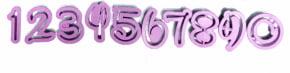 Cortador de Números da Disney
