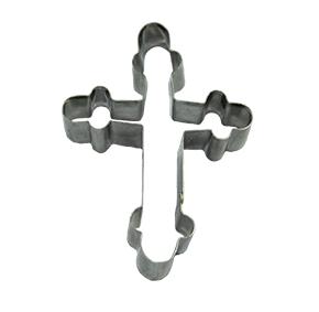 Cortador Inox em formato de Cruz