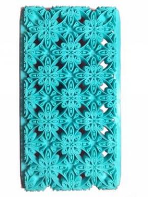 Placa de Textura Marcador de Arabescos