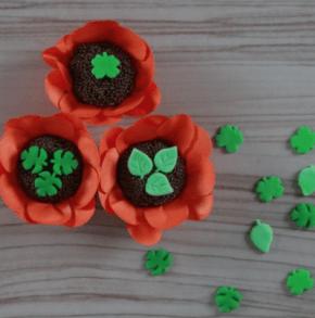Kit Réguas Miniaturas de Folhas - 3 Modelos