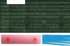 Régua Cortadora de Tiras 0,6cm