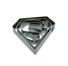 Cortadores do Super Homem Mini  Super heroi Vingadores