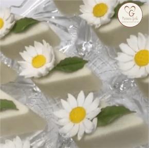 Ejetor e Cortador de Flor Margarida 4 peças