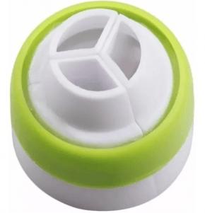 Adaptador Triplo para bicos de confeitar