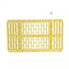 Marcador Para Pasta Americana - Tijolo