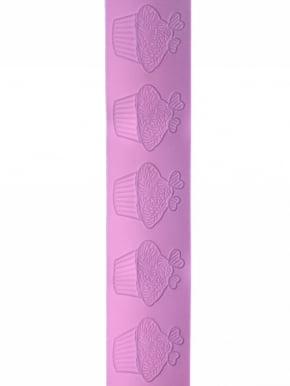 Silicone Renda Flexível Cupcakes
