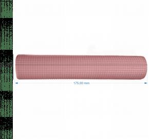 Rolo Marcador Textura de tecido Xadrez Ponto de Cruz Etamine bordado bordar