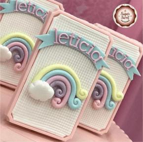Rolo Marcador Textura de tecido Xadrez Etamine bordado bordar
